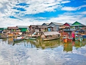 Angkor & Floating Village tours